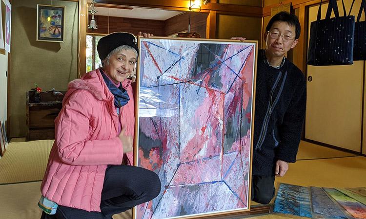Un festival d'art català al Japó que no s'atura ni pel coronavirus