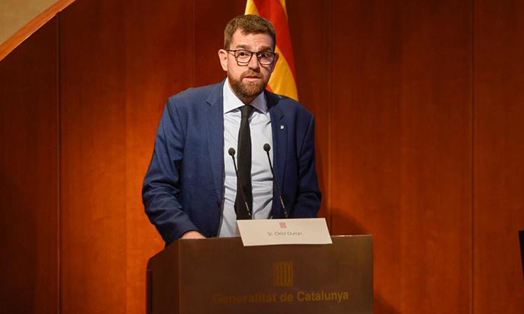 """Oriol Duran: """"El CatData explica el relat de Catalunya al món a partir de dades obertes"""""""