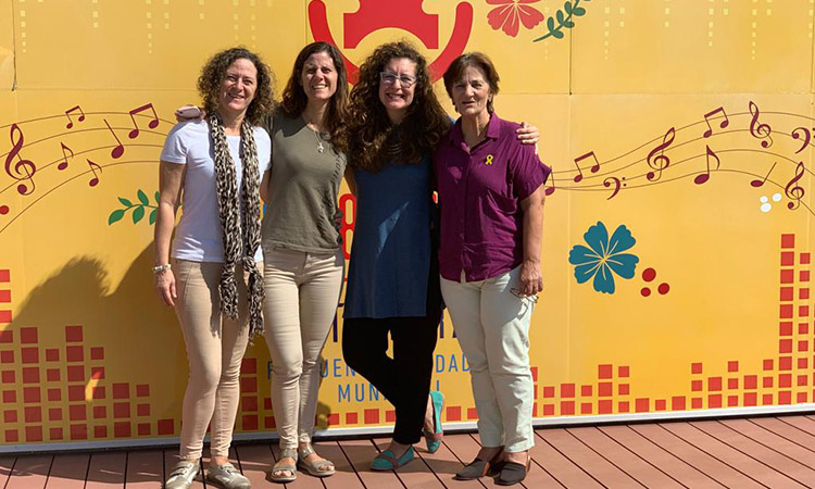 Accent femení a Paraná en un espai radiofònic dedicat a Catalunya