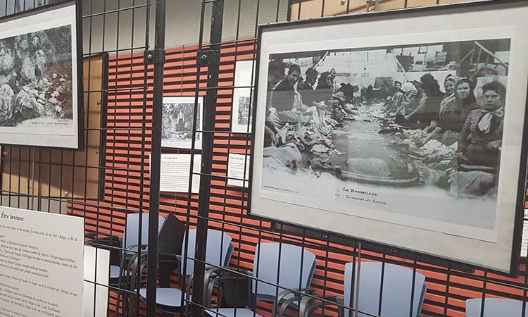 Perpinyà acull l'exposició de l'IEC-Catalunya Nord 'Els temps dels rebesavis'