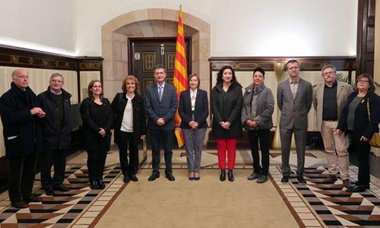 El Josep Maria Batista i Roca premia la tasca de catalans i catalanòfils a l'exterior
