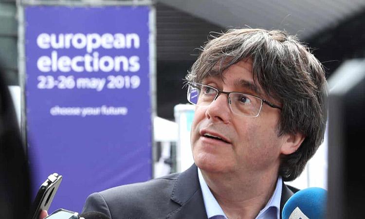 """Puigdemont, a The Guardian: """"El que condemna Espanya, ho absol la democràcia europea"""""""