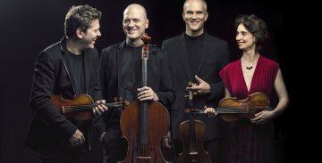 El Quartet Casals actuarà a Cambridge amb el solista rus Alexander Melnikov
