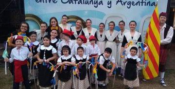 Rosario acull una mostra de la cultura catalana al 'Festival de las Colectividades'