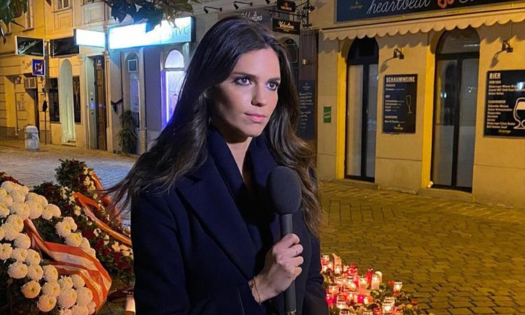 """Sara Canals: """"Soc 'freelance' a París, la vella figura del corresponsal a l'estranger està canviant"""""""