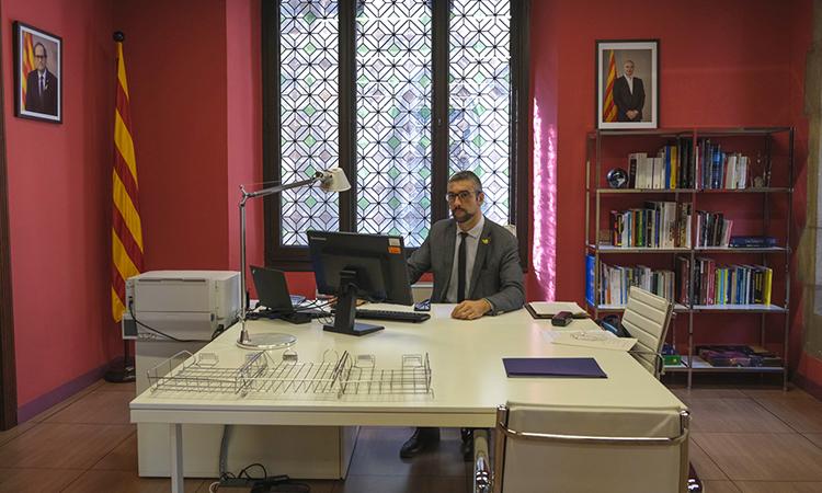 """Bernat Solé: """"El Diplocat és un organisme que contempla la diversitat que té un país"""""""
