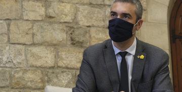 """Bernat Solé: """"El portal Exterior.cat esdevé un dels pilars de la tasca d'explicar què fa Catalunya al món"""""""