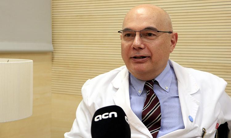 L'oncòleg Josep Tabernero obté el Premi Nacional de Recerca 2019 per la seva contribució internacional