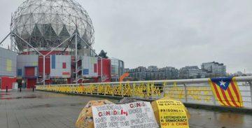 La Canadian Association for the Catalan Republic exporta la causa catalana a Vancouver
