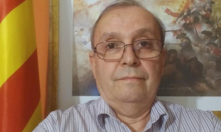 """Vendrell: """"Si mai governessin Catalunya els partits del 155 seria la mort per als casals catalans a l'exterior"""""""