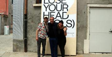 'Catalonia in Venice_To Lose Your Head (Idols)', guardonat amb un Laus de Plata