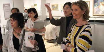 """Vilallonga: """"La internacionalització de la nostra cultura té un dels punts forts al Japó"""""""
