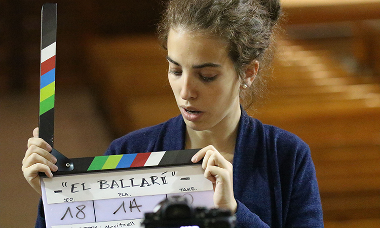 """Mireia Vilanova: """"Hollywood està canviant, dona més oportunitats a les dones i a la diversitat cultural"""""""