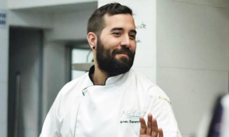 El xef reusenc Arnau Barenys dona prestigi al restaurant Matiz de Bogotà
